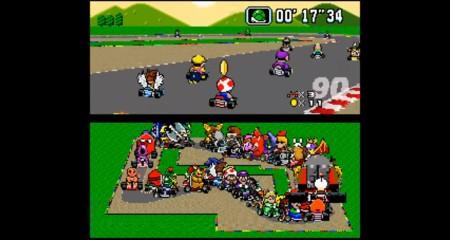 Así sería Mario Kart si corrieras contra 100 oponentes
