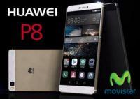 Huawei P8 desde 249 euros con Movistar y comparativa con Vodafone, Yoigo y Amena