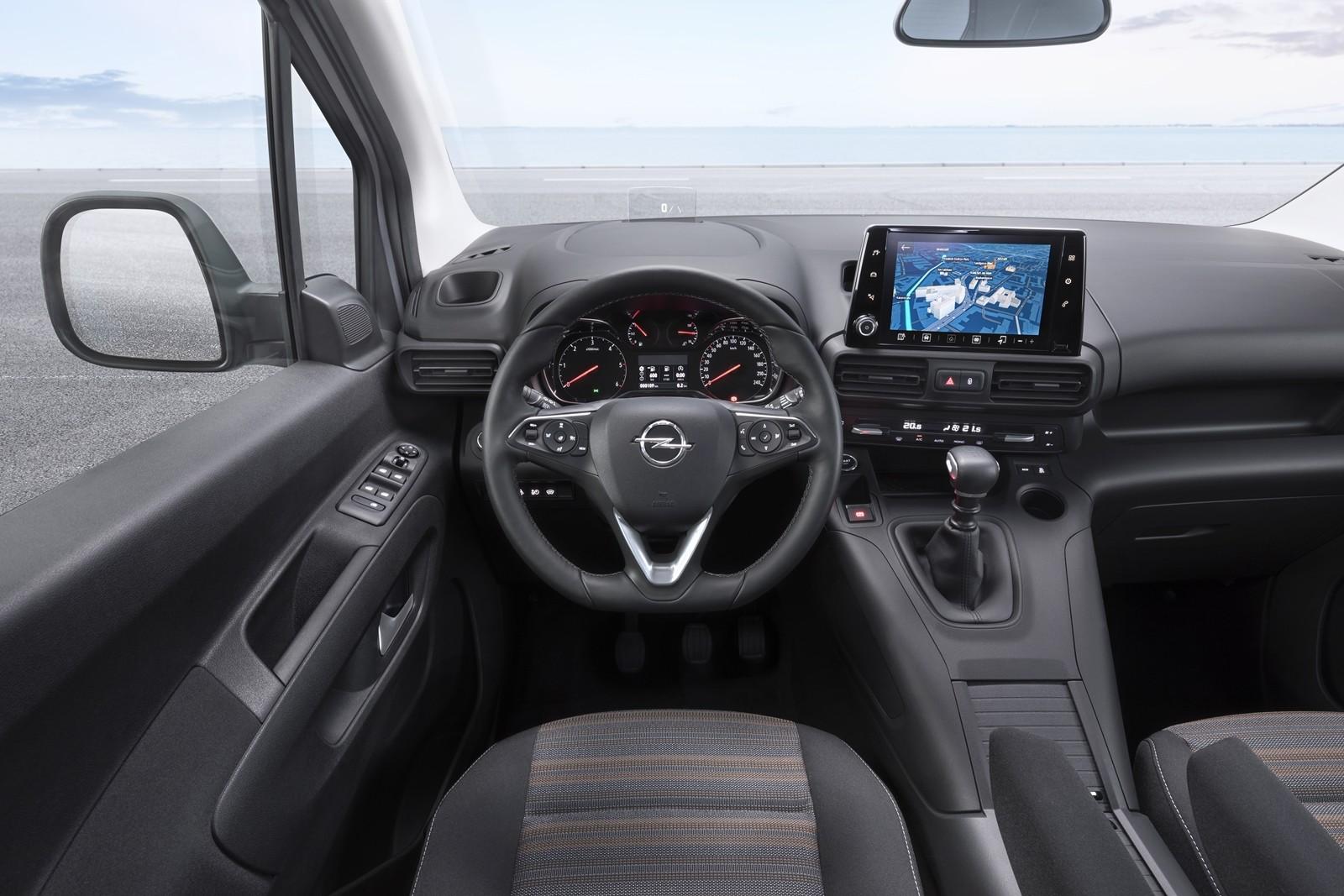 Foto de Opel Combo Life 2018 (43/63)