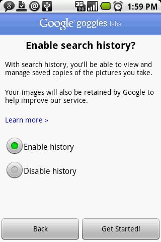 Foto de Google goggles (4/8)