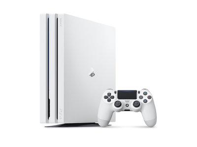 PS4 Pro se teñirá de blanco con el modelo Glacier White, acompañada por una copia de Destiny 2