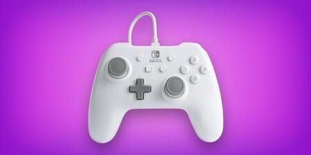 Este control PowerA para Nintendo Switch está en oferta en Amazon México: juega más cómodo por 389 pesos
