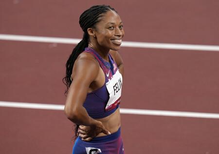 La historia de Allyson Felix, la reina del atletismo en Tokio: cuando ser madre puede convertirse en el obstáculo para alcanzar la meta