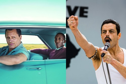 "'Bohemian Rhapsody' y 'Green Book', camino del Óscar en modo ""feel good"""