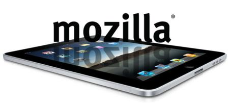 Mozilla prepara Junior, un navegador web para iPad