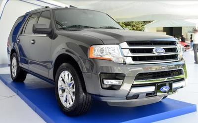 Ford de México presenta Expedition 2015