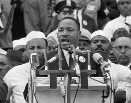 """""""I Have a Dream"""", 50 años después de Martin Luther King, imágenes que cambiaron la Historia"""
