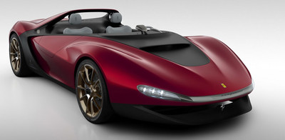 Ferrari fabricará seis Pininfarina Sergio Roadster