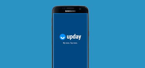 Así es Upday, el agregador de noticias para móviles Samsung que sí pagará el canon AEDE