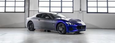 Maserati GranTurismo Zéda, así es como se despide uno de los modelos más emblemáticos de la firma