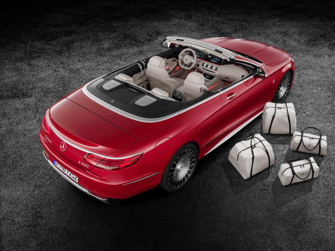 Foto de Mercedes-Maybach S 650 Cabrio (21/37)