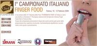 Primer campeonato Italiano Finger Food