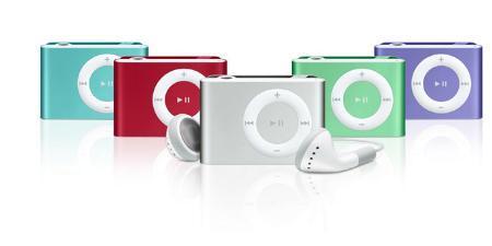 Día del Padre: iPod Shuffle rebajados de precio