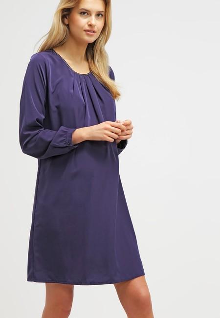 Esprit Maternity Vestido De Coctel Dark Purple