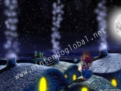 Imágenes del Super Mario para Revolution?