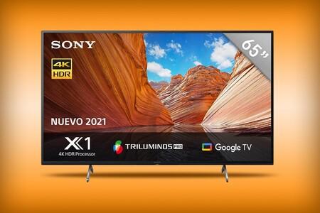 Pantallas Sony 4K en descuento con Amazon México: compatibles con Dolby Atmos, Google TV, asistentes de voz y un modelo con HDMI 2.1