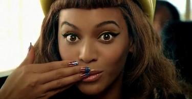 ¡Casi se llevan a Beyoncé por delante con un taxi!