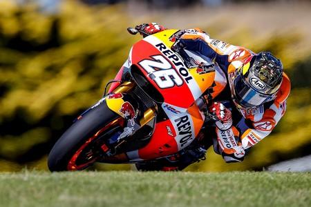 Dani Pedrosa Honda Motogp Australia 2017