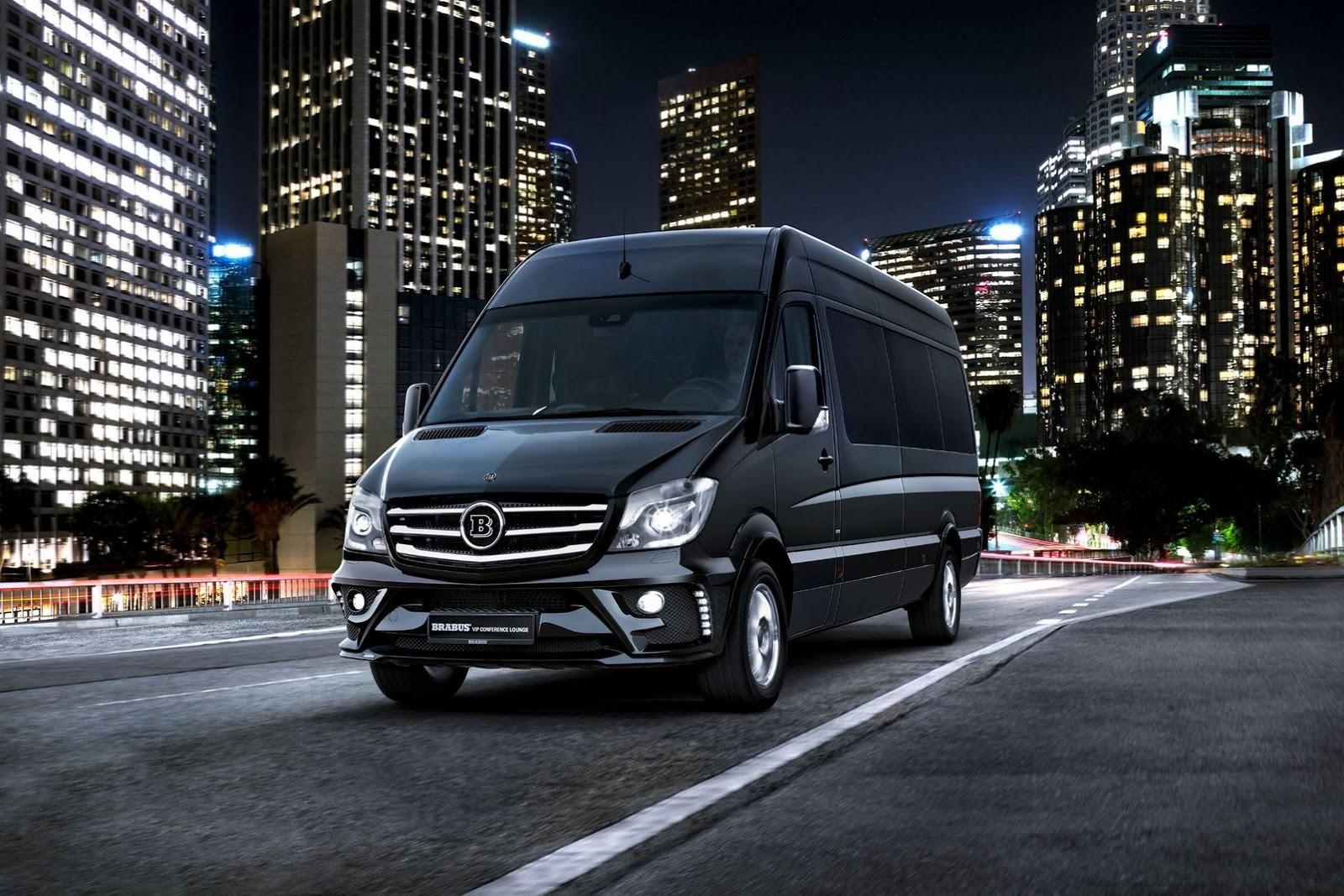 Foto de Brabus Mercedes-Benz Sprinter Conference Lounge (2/15)