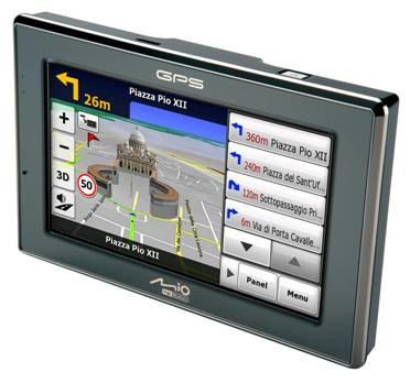 Regalos Navideños: navegador GPS Mio C620 ya con Miomap 2008