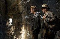 'Indiana Jones y el reino de la calavera de cristal', popurrí de Spielberg