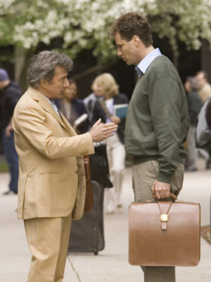 Will Ferrell protagoniza 'Stranger Than Fiction', la última película de Marc Forster