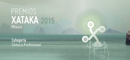 Mejor cámara profesional, vota por tu preferida para los Premios Xataka México 2015