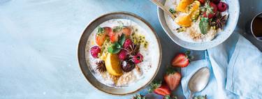 11 recetas fáciles y rápidas para desayunos sanos