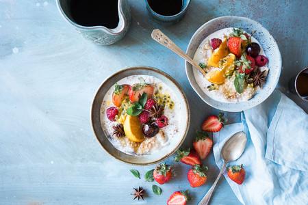 desayunos para niños rapidos y saludables