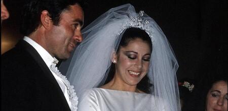 Isabel Pantoja boda Paquirri pendientes ISabel