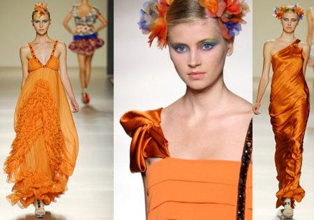 Victorio&Lucchino Primavera-Verano 2010 en Cibeles Fashion Week