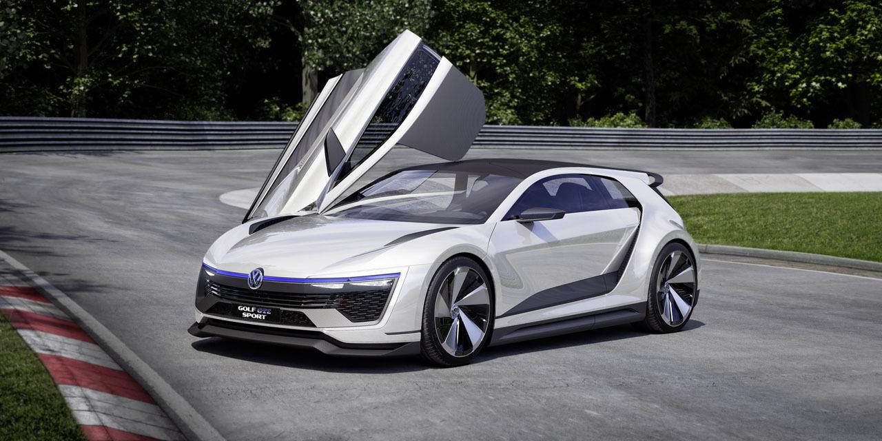 Foto de Volkswagen Golf GTE Sport Concept (7/43)