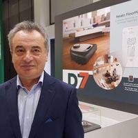 """""""La gente acabará usando su robot como dispositivo de limpieza estándar"""": entrevista a Giacomo Marini, CEO de Neato"""