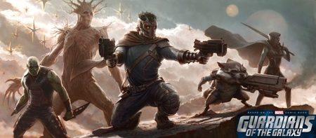Marvel elige a James Gunn para dirigir 'Guardianes de la Galaxia'