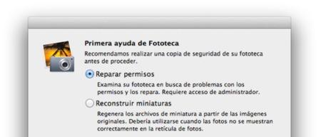 Mi biblioteca de iPhoto está corrupta: ¿cómo lo puedo solucionar?