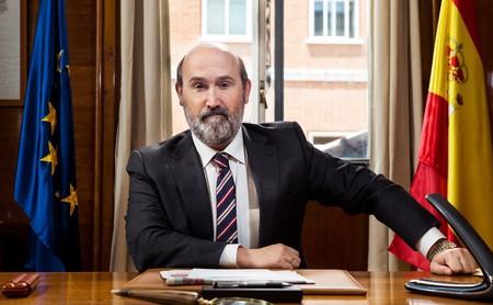 """""""La referencia que teníamos en 'Vota Juan' era Rajoy en el restaurante esas últimas 8 horas"""". Javier Cámara"""