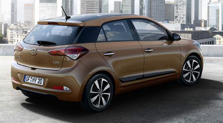 El nuevo Hyundai i20, al natural