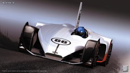 2025, ¿serán así los coches de carreras?