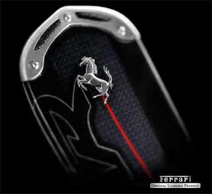 Esquíes rampantes Dynastar-Ferrari