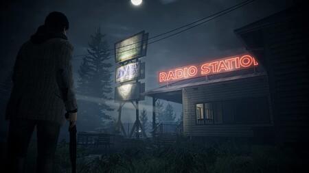 Alan Wake Remastered luce sus primeras imágenes: el pueblo de Bright Falls recibe una buena capa de pintura