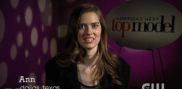 Foto de La ganadora de 'America's Next Top Model' mide 1.88 y pesa 45 kg (2/9)