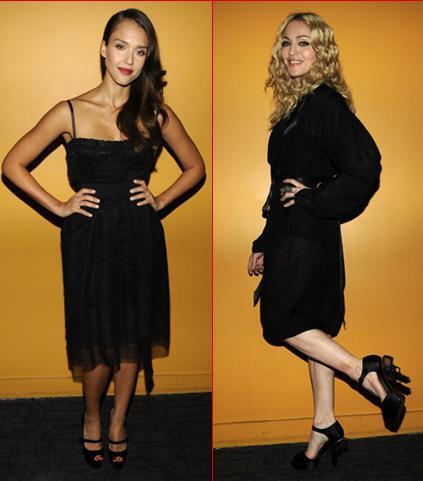 Dolce & Gabbana patrocina la fiesta de estreno de la película de Madonna