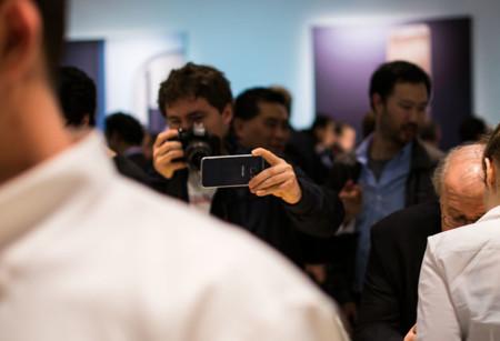 Fotografiando un Samsung Galaxy S6