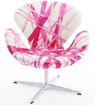 Foto de The Pink Swan Project, diseño contra el cáncer (2/7)