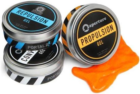Los geles de Portal 2 en tus manos