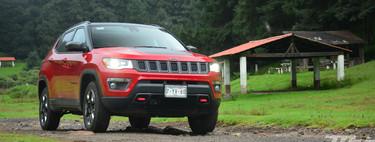 Jeep Compass Trailhawk, a prueba: un scout que busca su lugar entre divas