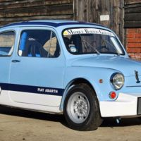 Sale a subasta una pequeña bala azul: un Fiat Abarth 1000 TC Corsa de 1966
