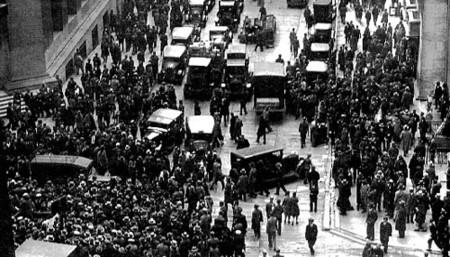 Algunas predicciones sobre el Crash de 1929