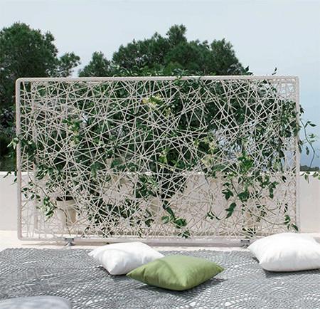 Green de Dedon, separar ambientes de forma elegante