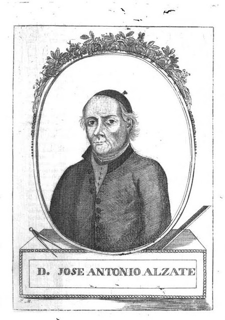Jose Antonio Alzate